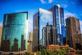 Picture of Chicago Loop Office Buildings