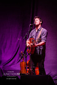Seth Lakeman supporting Robert Plant