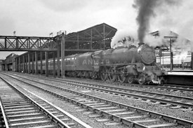 Steam loco Black 5 44770 Chester General