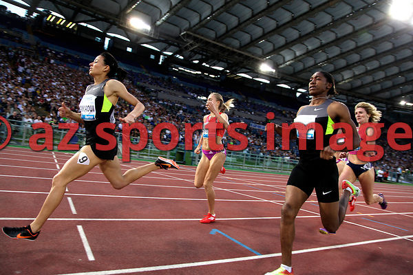 800m at the 2012 Rome Golden Gala - Rome Diamond League