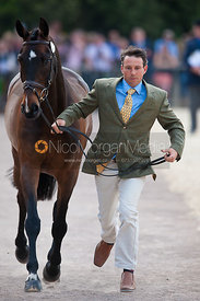 Sam Griffiths (AUS) and Happy Times