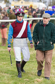 Jack Day - Members - Cottesmore at Garthorpe 3/3/13