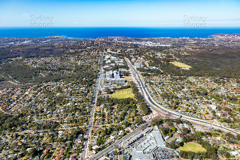 Frenchs Forest to Dee Why