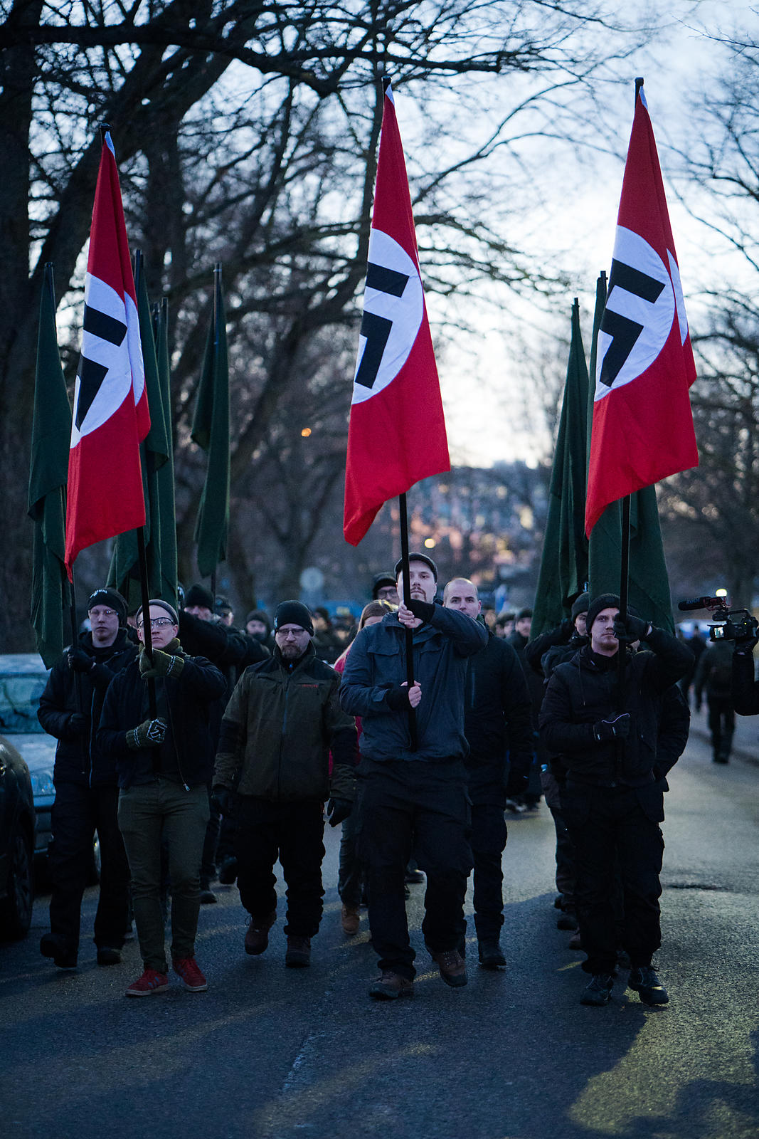 On 6/12/2018 a march 'Towards Freedom!' was held in Helsinki, Finland. Around 300 people took part in the march, led by membe...