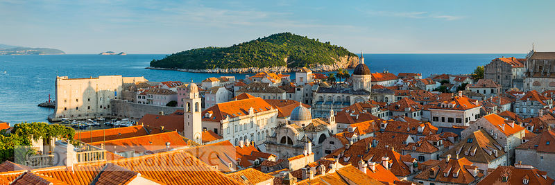 Old Town Dubrovnik Panorama- BP4830