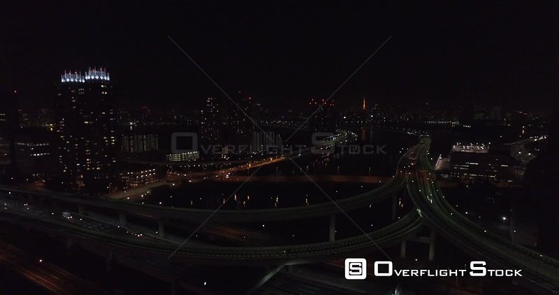 Night City Skyline Tokyo Japan -- Available in HD and 4k -- 4096 x 2160 - 1.1 GB - QuickTime Movie - Apple ProRes 422 - 59.3 ...