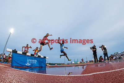 Men's 3000m Steeplechase Final