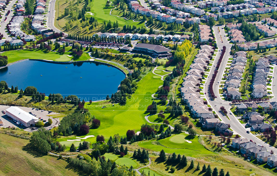 The Hampton's Golf Course, Calgary Alberta