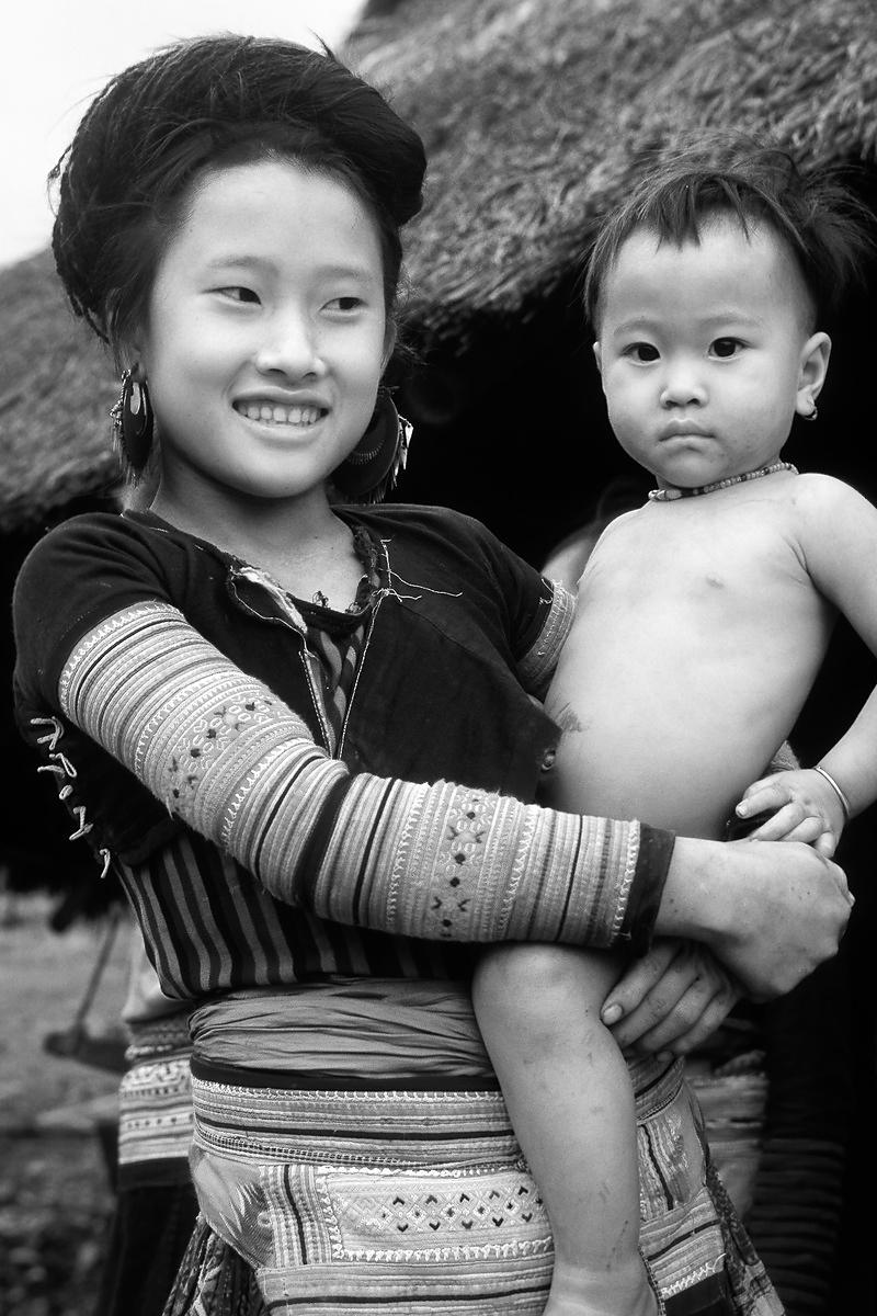 North Vietnam Tribes
