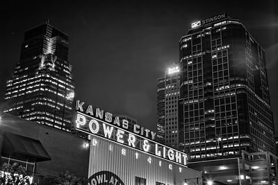 Power and Light District