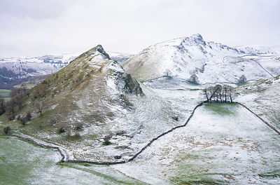 JANUARY morning at Parkhouse Hill and Chrome Hill | Peak District Photography