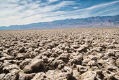 Devils Golf Course- Death Valley