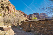 Old Stable- Phantom Ranch, Grand Canyon