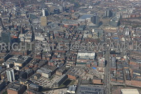 Manchester Northern Quarter and Ancoats