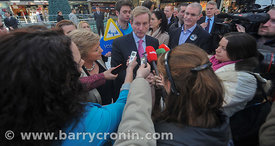 News / An Taoiseach Enda Kenny TD visit to The Blanchardstown Centre