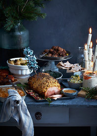 Scandinavian Winter Food