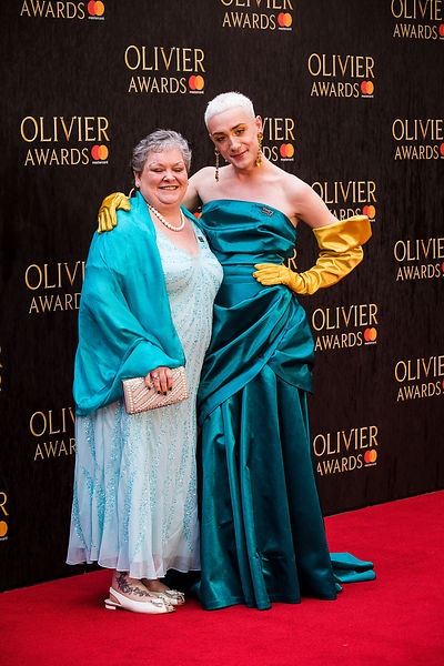 2018 Olivier Awards at the Royal Albert Hall London