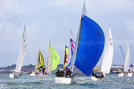 Poole Yacht Club Commodore's Charity Pursuit Race, 20181111072