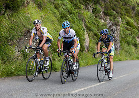 Group of Cyclists - Tour de France 2011