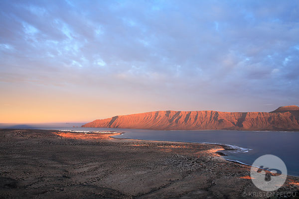 Photographe voyage Paris - SUNSET LA GRACIOSA