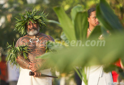 Heiva Tahiti costume traditionnel
