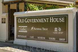 Old Government House Parramatta.