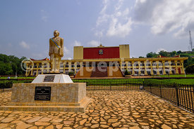 Bangui National Parliament