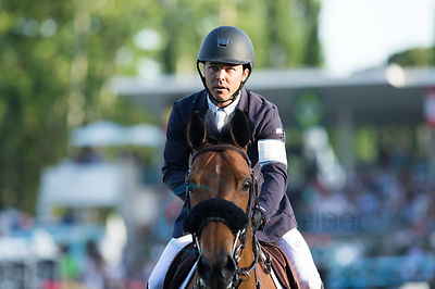 Grand Prix LGCT Madrid 2017