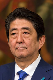 Visit to Rome by Prime Minister of Japan Shinzō Abe, Rome, Italy, 21, Mar, 2017