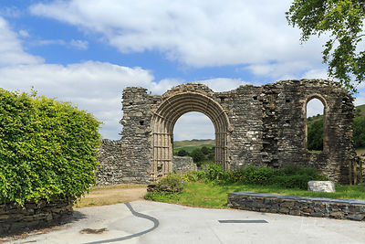 STRATA FLORIDA ABBEY