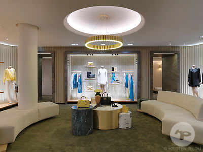 MULBERRY FLAGSHIP PARIS