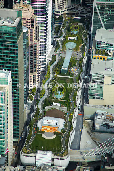 SAN FRANCISCO SALESFORCE PARK AND AMPHITHEATER 2019