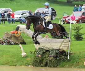 Izzy Taylor and BE TOUCHABLE - Event Rider Masters CIC***