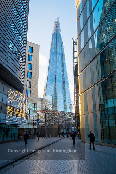 The Shard, also referred to as the Shard of Glass, Shard London Bridge and formerly London Bridge Tower is an 87-storey skysc...