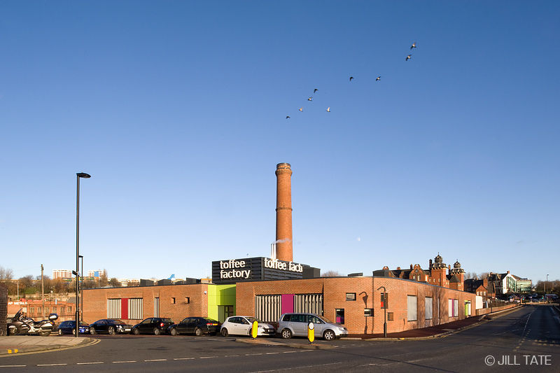 Toffee Factory, Ouseburn, Newcastle upon Tyne | Client: xsite architecture