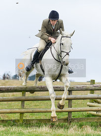 William Bevin - The Cottesmore Hunt at Burrough House 18/12