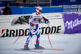 20190125 Audi FIS Alpine Ski World Cup - Women's Downhill Training