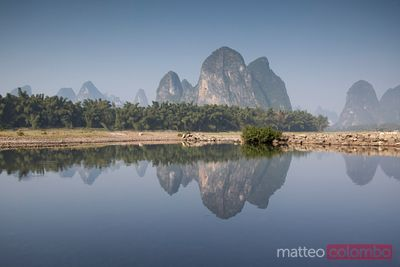 20 yuan landscape, Li river, China