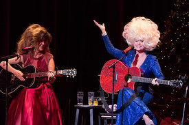 Lorrie Morgan and Pam Tillis