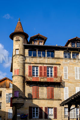 FIGEAC, LOT, FRANCE