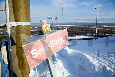 Ski Lift´s Emergency Stop