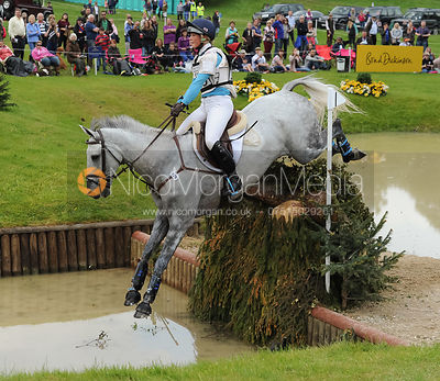 Dani Evans and SMART TIME - Bramham 2015