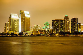 Photo of San Diego at Night