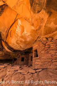 Fallen Roof Ruin in Bears Ears National Monument