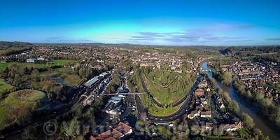 Bridgnorth (panorama)