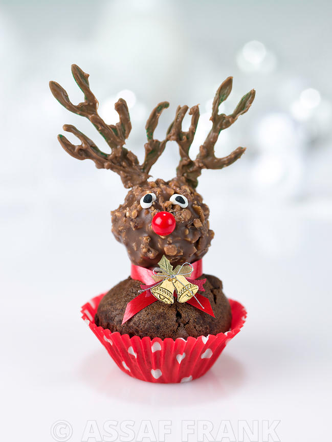 Christmas chocolate Rudolph the Reindeer