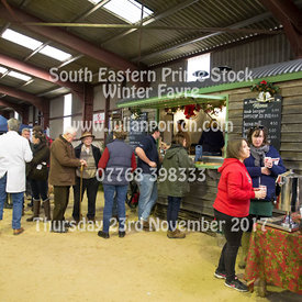 2017-11-23 South Eastern Prime Stock Winter Fayre