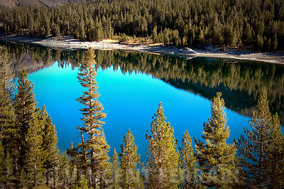 Lake in High Sierra