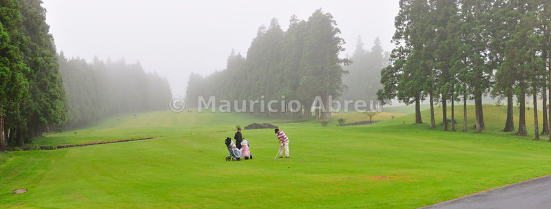 Terceira Golf Course, Azores islands, Portugal