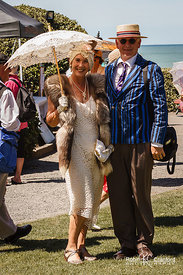 Art Deco Sunday 2014.  Gatsby Picnic.